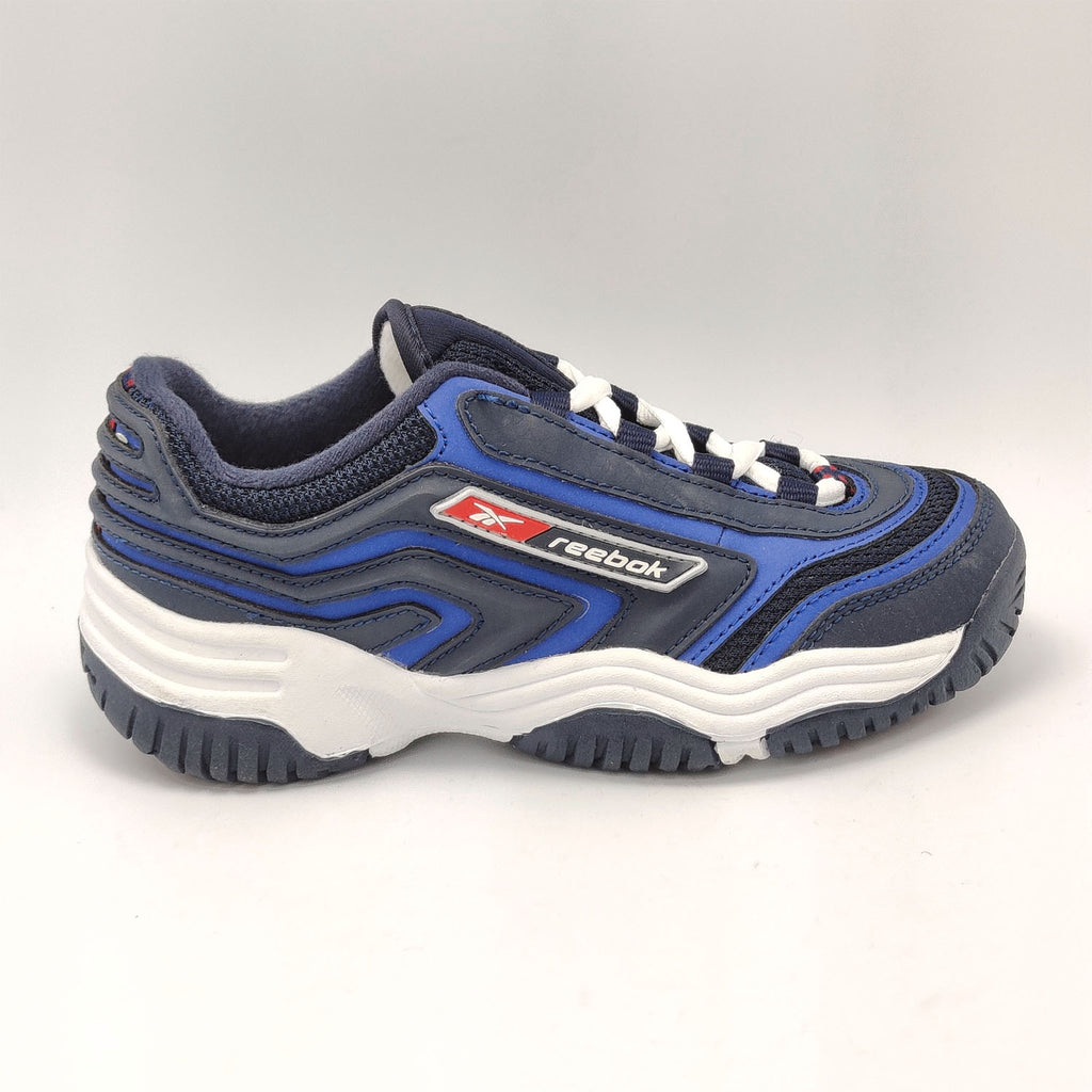 Reebok ATX 2001 Junior Shoes - Blue - UK K12.5
