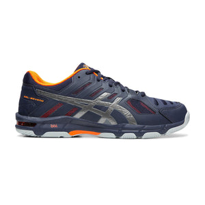 Asics Mens Gel Beyond 5 Cushioned Indoor Shoes - Navy - UK 14