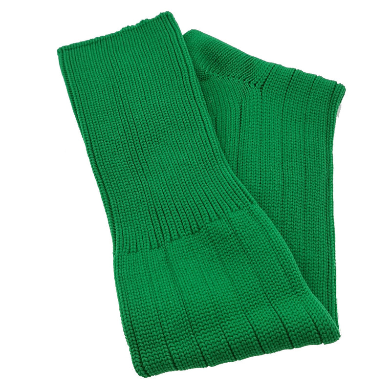 Plain Football Rugby Premium Socks - Made In UK - BOTTLE GREEN - JUNIOR ( UK 13-5)