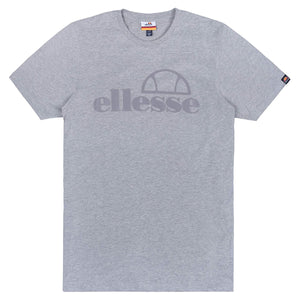 Ellesse Mens Ermes Short Sleeve T-Shirt - Grey - XXL
