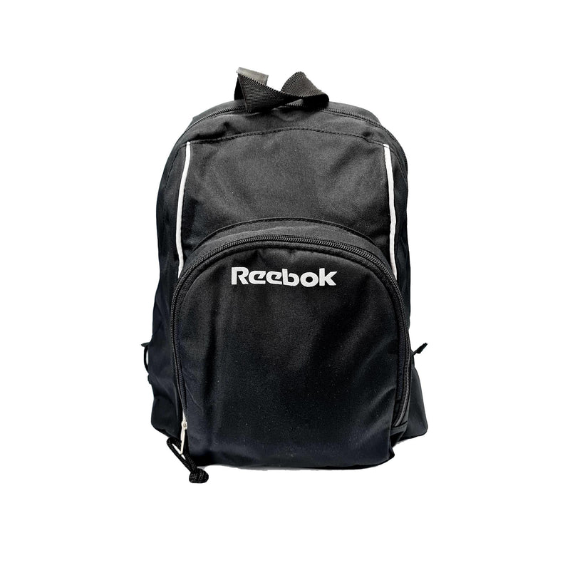 Reebok Unisex X-Small 2 Compartments Mini Backpack - Black