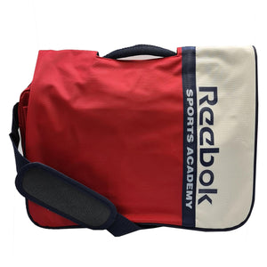 Reebok Unisex Sports Academy Contrast Shoulder Back - Red