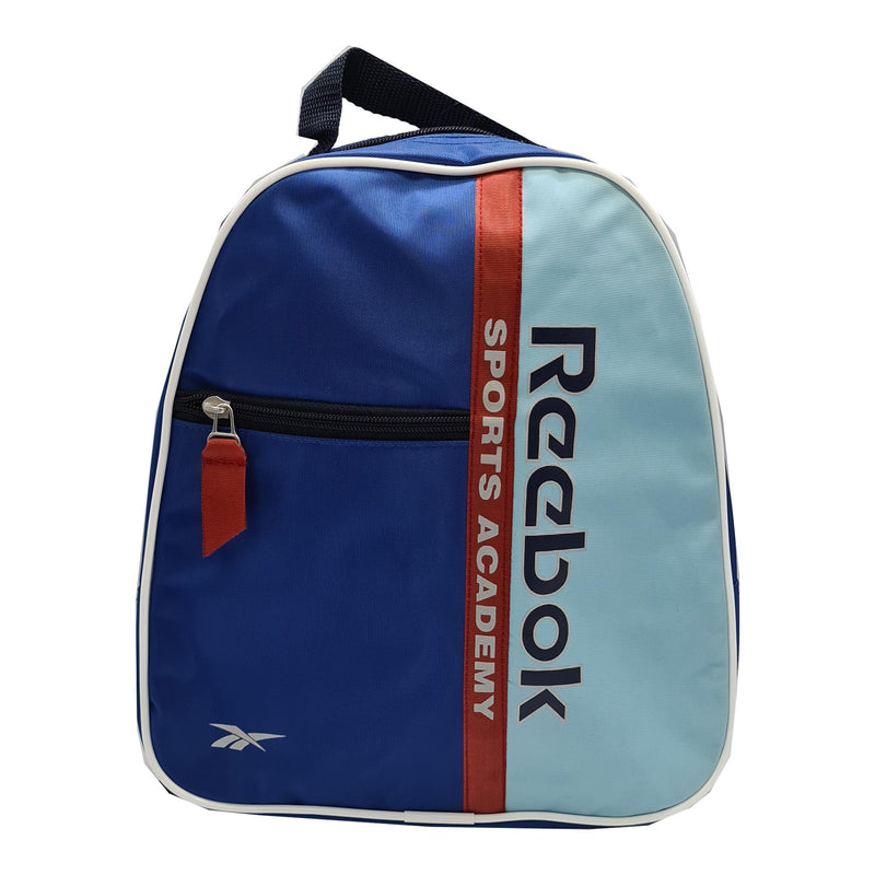 Reebok Unisex Sports Academy Contrast Mini Backpack - Navy/Red
