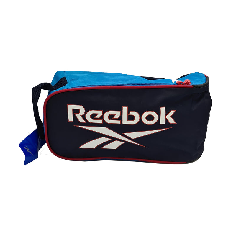 Reebok Unisex Small Shoe Bag - Navy/Royal/Red
