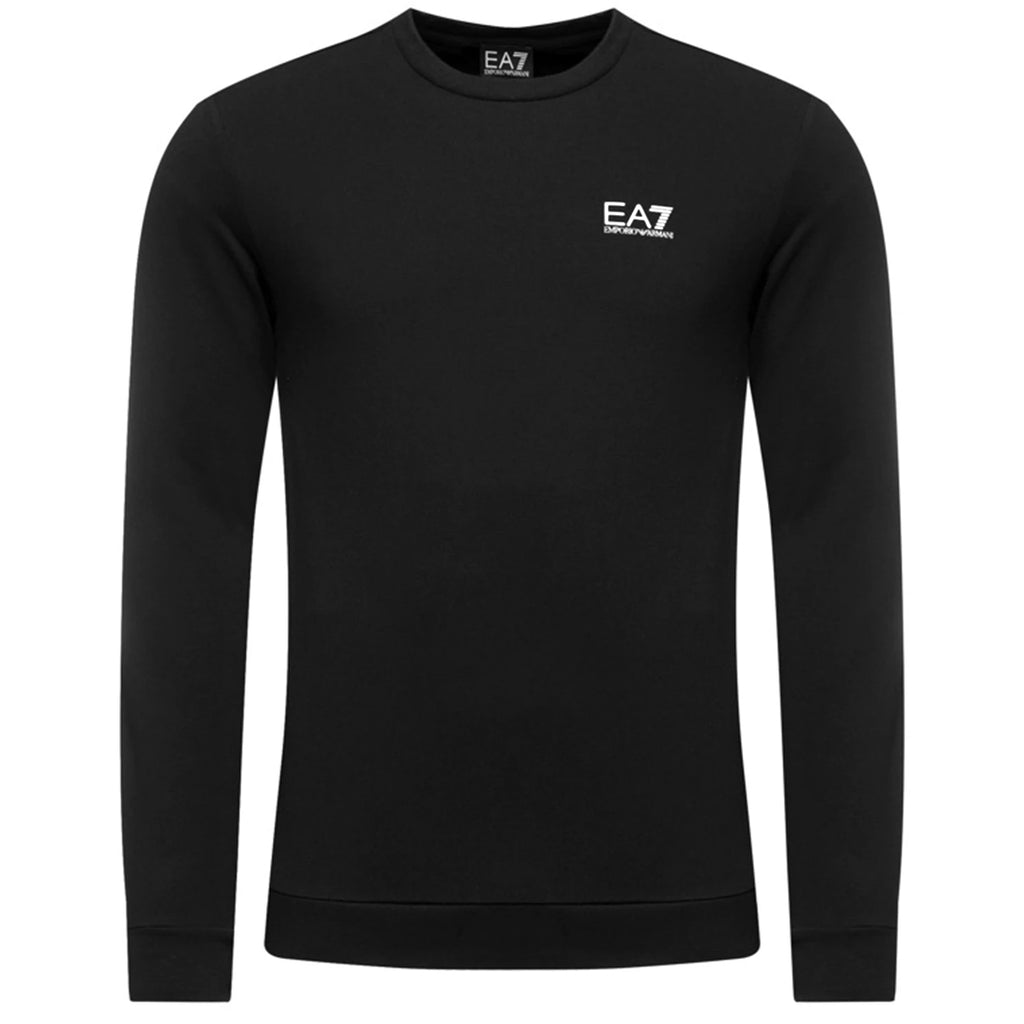 Emporio Armani EA7 Mens Core ID Cotton Sweatshirt