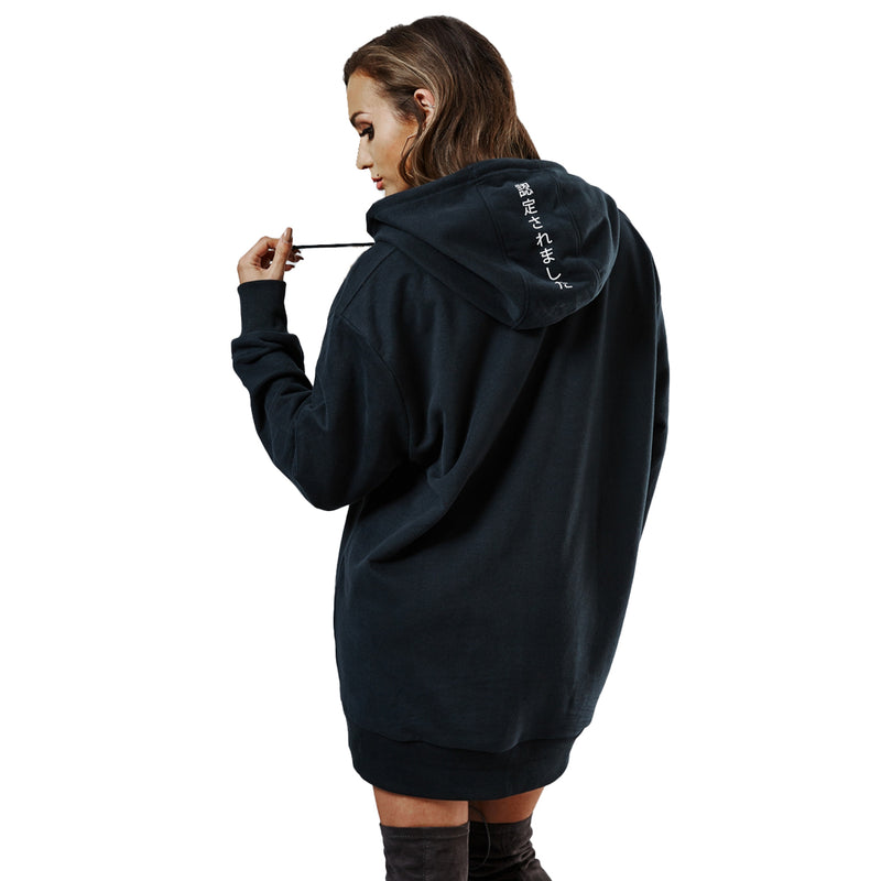 Certified London Womens Towada Over Head Hoodie