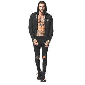 Certified London Mens Nishio Full Zip Hoodie