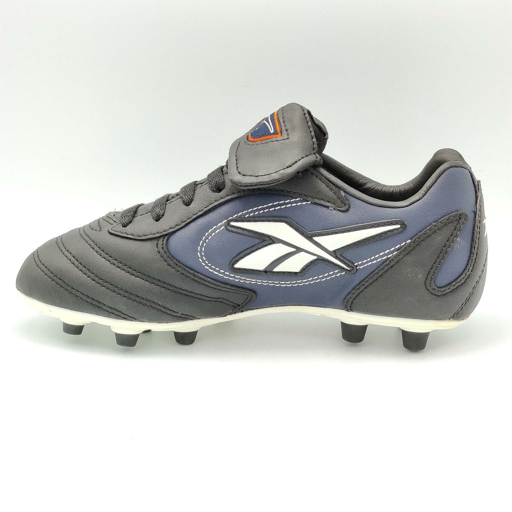 Reebok Junior Corsa TPU Football Boots - Black - UK 3.5