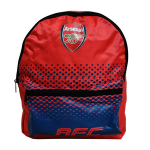 Arsenal FC Official Fade Mini Backpack