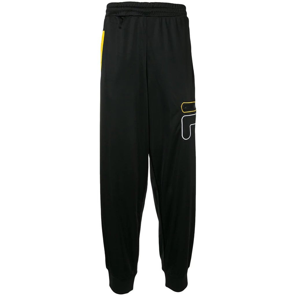 FILA Mens Pulkit Track Pants - Black