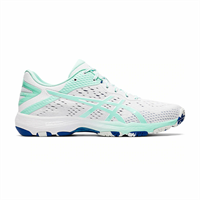 Asics Womens Netburner Super FF Netball Shoes - Mint - UK 5