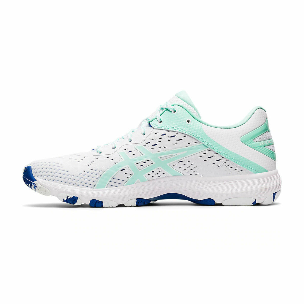 Asics Womens Netburner Super FF Netball Shoes - Mint