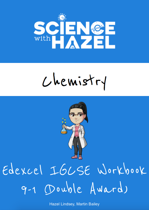 The Perfect Answer Workbook (INCLUDING ANSWERS) - Edexcel IGCSE Chemistry  9-1 (Double Award)
