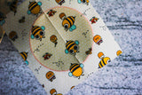 Beeswax Food Wrap – Pack of 3 - Various Designs