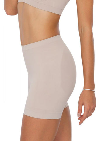 High waist boxer shorts anti-cellulite Plié Shapewear