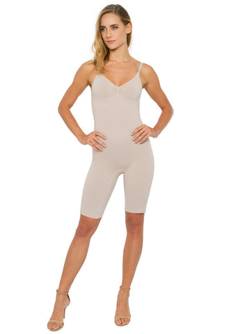 Bermuda Length Body Plié Shapewear