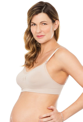 Image of Maternity nursing bra Plié Shapewear
