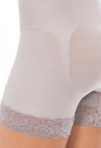 Image of Lacy boxer Plié Shapewear