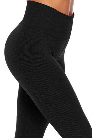 Gym Bunny All Day Seamless Leggings - Black