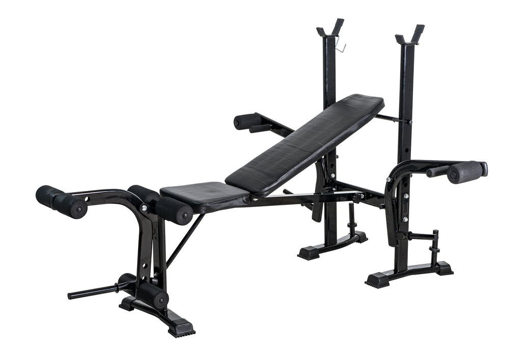 Multi-Function Adjustable Weight Training Bench