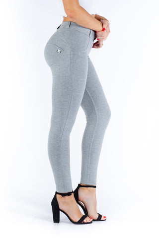 Image of Butt lifting Jeggings - Grey