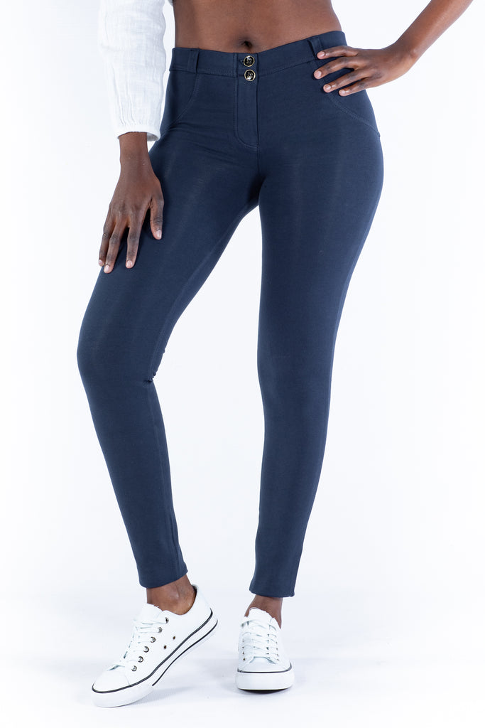 Butt lifting Jeggings - Navy Blue