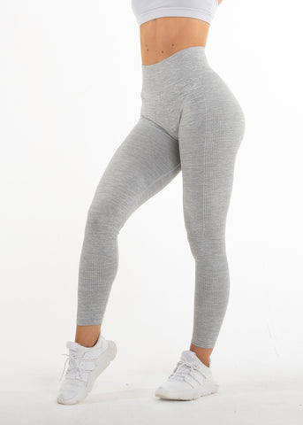 Gym Bunny All Day Seamless Leggings - Grey