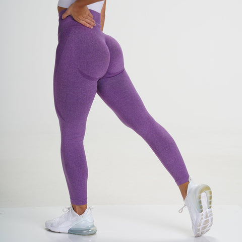 Gymbunny Contour Seamless leggings- Purple