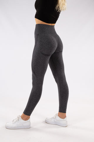 Gymbunny Contour Seamless leggings- Dark Grey