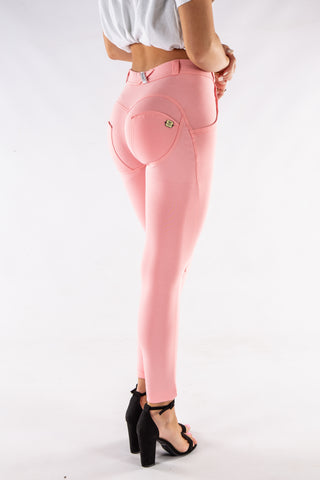 Image of Butt lifting Jeggings - Pink