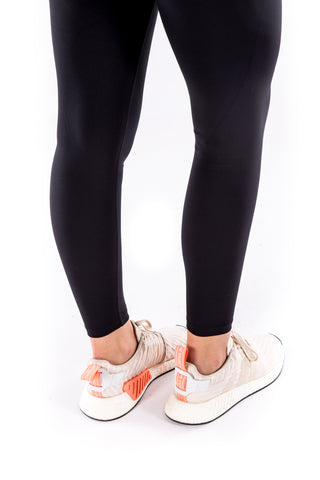 Image of Gym Bunny Lulu  - Buttery soft Yoga Pants- Black