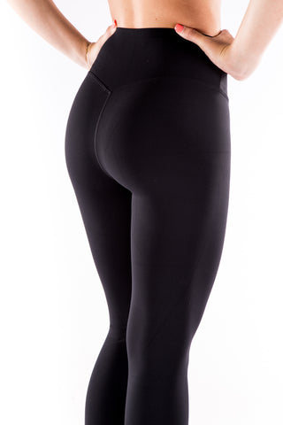 Gym Bunny Lulu  - Buttery soft Yoga Pants- Black