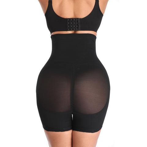 Image of CLEARANCE SALE NO RETURNS- 'Quick-fix' High waist mid thigh tummy girdle body shaper