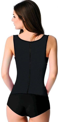 Image of Vest Celebrity Waist Trainer- black