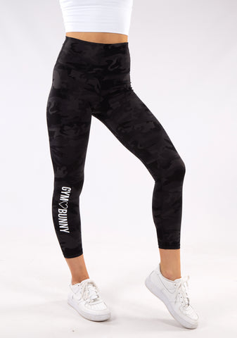 Gym Bunny Animal instincts leggings  - Camo