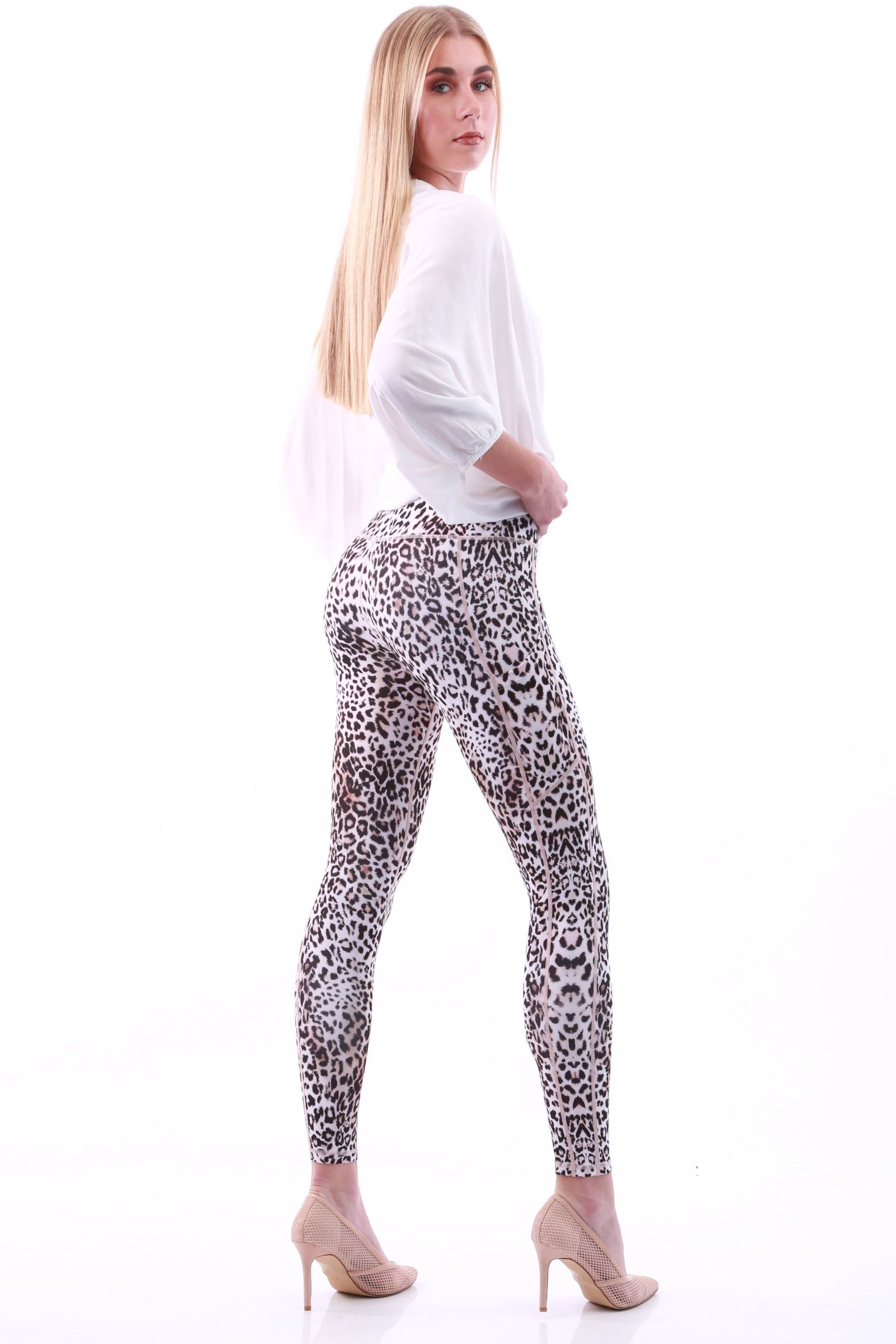 GNT Leggings - Leopard