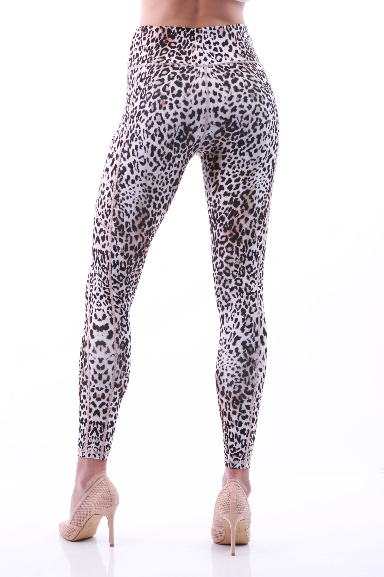 Image of GNT Leggings - Leopard