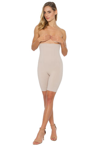 Image of Control -High Waist Bermuda  Plié Shapewear