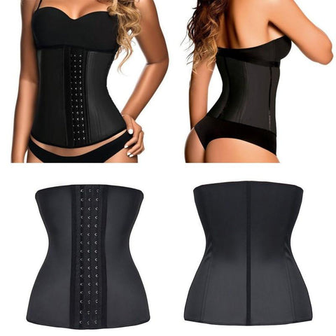 The Celebrity Waist Trainer- black