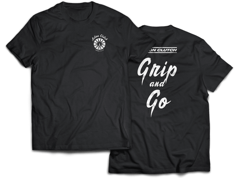 Action Clutch Grip and Go T-Shirt - Action Clutch