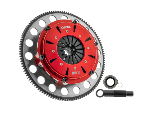 Action Clutch 7.25in Twin Disc Race Kit B series Hydro - Action Clutch