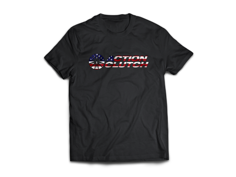 Action Clutch Flag Shirts