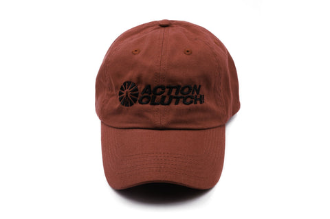 AC Racing Cap (BURGUNDY) - Action Clutch