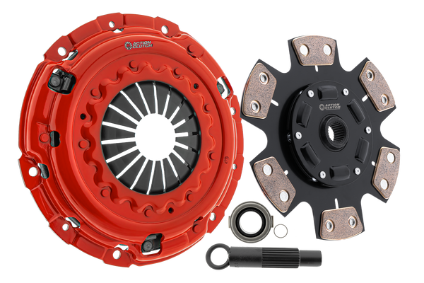 Stage 3  Nissan 350Z 2007-2008 3.5L with Heavy Duty Concentric Slave Bearing - Action Clutch