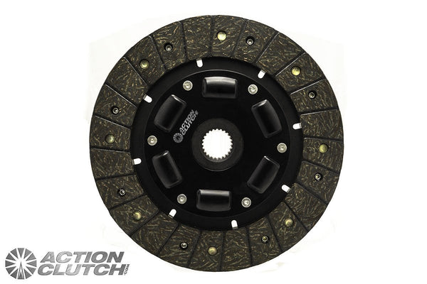 Organic Sprung Street Disc - Action Clutch