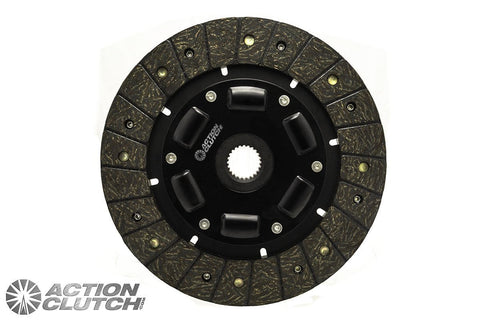 Organic Sprung Street Disc - action-clutch