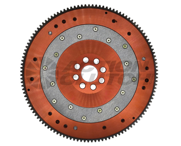 ACR Aluminum Lightweight Flywheel 7.5LBS K Series K20 K24 - Action Clutch