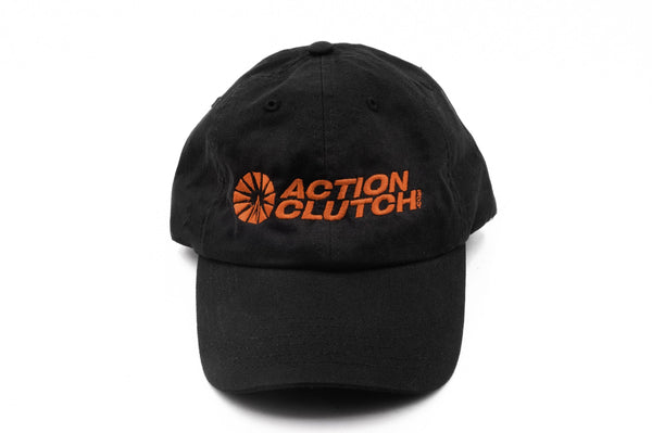 AC Racing Cap (BLACK) - Action Clutch