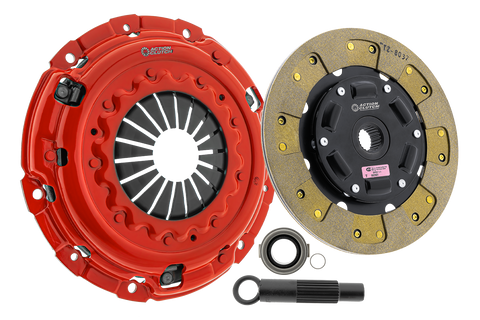 Stage 2 Nissan 350Z 2007-2008 3.5L with Heavy Duty Concentric Slave Bearing - Action Clutch