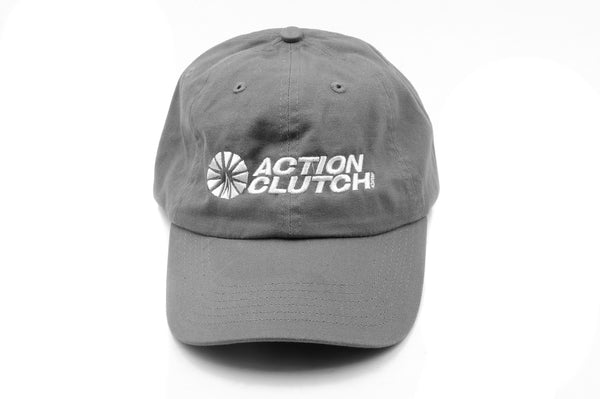 AC Racing Cap (GREY) - Action Clutch